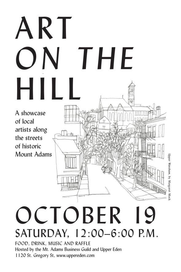 Art on the Hill Oct. 2019